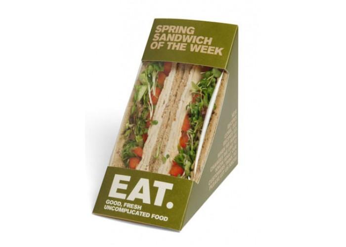 Mẫu in bao bì giấy đựng thực phẩm ấn tượng
