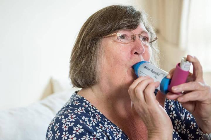 Một số loại thuốc tiêu biểu dùng để trị hen suyễn