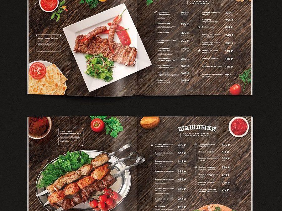 Chiến lược thiết kế menu nhà hàng hiệu quả