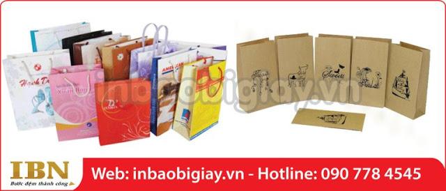 Nên chọn in túi giấy để nâng cao sản phẩm và thương hiệu của bạn