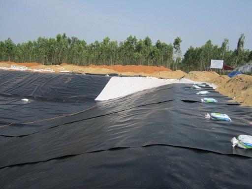 Sự tiện lợi của hầm biogas màng HDPE