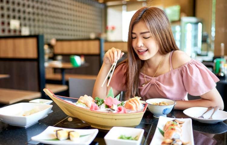Khẩu phần ăn giúp tăng cân hiệu quả