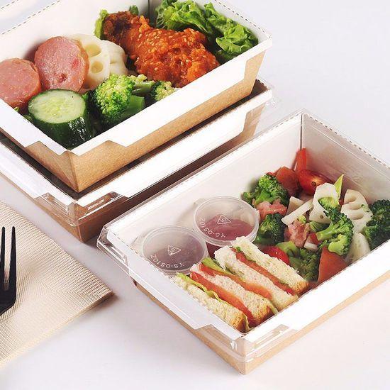 In hộp giấy đựng thức ăn nhanh tại In Trí Phát