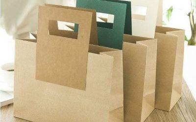 In túi giấy kraft giá rẻ và những lợi ích mang lại khi in ấn