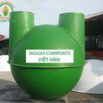 hầm bể biogas hộ gia đình